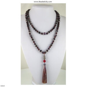 Astro-Mala Necklace (Capricorn)