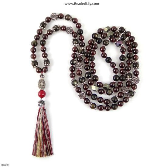 Astro-Mala Necklace (Capricorn) € 108.00
