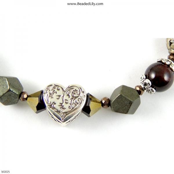 "The ""Twin Flame"" Bracelet (Capricorn) € 45.00"