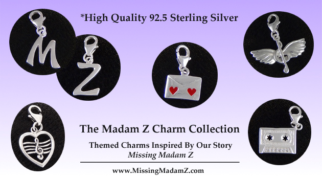 Sterling Silver Themed Charms