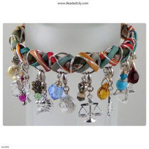 Madam Z: Full Zodiac Charm Bracelet