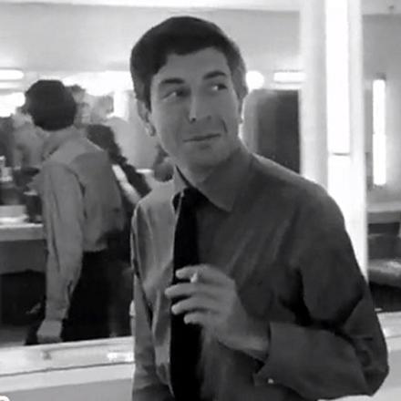Ladies and Gentlemen... Mr. Leonard Cohen (1965 - Complete Documentary)