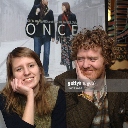 Marketa Irglova and Glen Hansard / Once (2006)